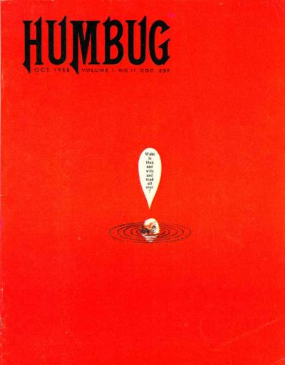 Cover for Humbug (Humbug Publications, 1957 series) #11