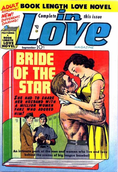 Cover for In Love (Mainline, 1954 series) #1