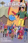 Cover for The Official Legion of Super-Heroes Index (Independent Comics Group, 1986 series) #1