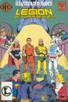 Cover for The Official Legion of Super-Heroes Index (Independent Comics Group, 1986 series) #3