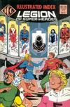 Cover for The Official Legion of Super-Heroes Index (Independent Comics Group, 1986 series) #5