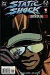 Cover for Static Shock!: Rebirth of the Cool (DC, 2001 series) #1