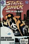 Cover for Static Shock!: Rebirth of the Cool (DC, 2001 series) #2