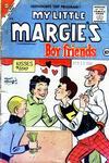 Cover for My Little Margie's Boyfriends (Charlton, 1955 series) #4