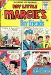 Cover for My Little Margie's Boyfriends (Charlton, 1955 series) #5