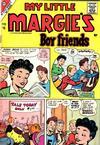 Cover for My Little Margie's Boyfriends (Charlton, 1955 series) #8