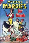Cover for My Little Margie's Boyfriends (Charlton, 1955 series) #9