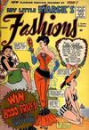 Cover for My Little Margie's Fashions (Charlton, 1959 series) #1