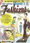 Cover for My Little Margie's Fashions (Charlton, 1959 series) #4