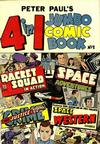 Cover for Peter Paul's 4 in 1 Jumbo Comic Book (Charlton, 1953 series) #1