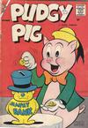 Cover for Pudgy Pig (Charlton, 1958 series) #1