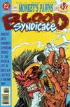 Cover for Blood Syndicate (DC, 1993 series) #34
