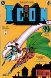 Cover for Icon (DC, 1993 series) #31 [Direct Sales]
