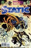 Cover for Static (DC, 1993 series) #23