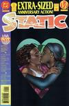 Cover for Static (DC, 1993 series) #25