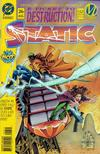 Cover for Static (DC, 1993 series) #26