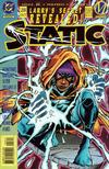 Cover for Static (DC, 1993 series) #28