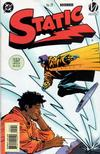 Cover for Static (DC, 1993 series) #29