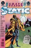 Cover for Static (DC, 1993 series) #30