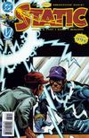 Cover for Static (DC, 1993 series) #31