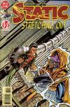 Cover for Static (DC, 1993 series) #34