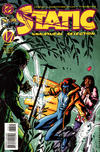 Cover for Static (DC, 1993 series) #38