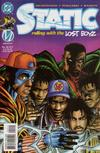 Cover for Static (DC, 1993 series) #40