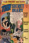 Cover for Teen Secret Diary (Charlton, 1959 series) #2
