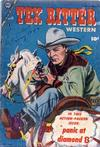 Cover for Tex Ritter Western (Charlton, 1954 series) #22