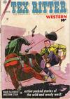 Cover for Tex Ritter Western (Charlton, 1954 series) #25