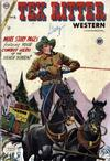 Cover for Tex Ritter Western (Charlton, 1954 series) #26