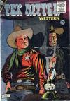Cover for Tex Ritter Western (Charlton, 1954 series) #28