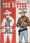 Cover for Tex Ritter Western (Charlton, 1954 series) #38