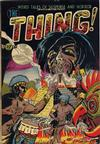 Cover for The Thing (Charlton, 1952 series) #6