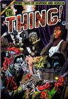 Cover for The Thing (Charlton, 1952 series) #11