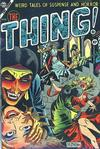 Cover for The Thing (Charlton, 1952 series) #12
