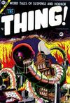 Cover for The Thing (Charlton, 1952 series) #15