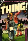 Cover for The Thing (Charlton, 1952 series) #16