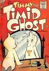 Cover for Timmy the Timid Ghost (Charlton, 1956 series) #5