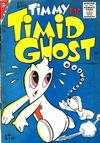 Cover for Timmy the Timid Ghost (Charlton, 1956 series) #6