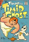 Cover for Timmy the Timid Ghost (Charlton, 1956 series) #8