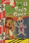 Cover for Timmy the Timid Ghost (Charlton, 1956 series) #10