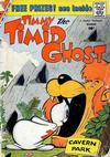 Cover for Timmy the Timid Ghost (Charlton, 1956 series) #18