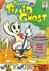 Cover for Timmy the Timid Ghost (Charlton, 1956 series) #21