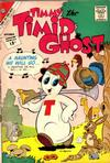 Cover for Timmy the Timid Ghost (Charlton, 1956 series) #34