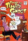 Cover for Timmy the Timid Ghost (Charlton, 1956 series) #39