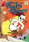 Cover for Timmy the Timid Ghost (Charlton, 1956 series) #43