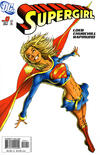 Cover for Supergirl (DC, 2005 series) #0