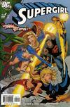 Cover for Supergirl (DC, 2005 series) #2 [Direct Sales - Ian Churchill / Norm Rapmund Cover]