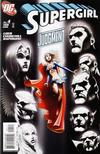 Cover for Supergirl (DC, 2005 series) #4 [Ian Churchill / Norm Rapmund Cover]